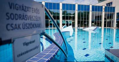 Több oka van a kedvelt dunaújvárosi fürdő téli bezárásának