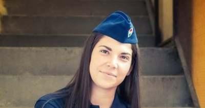 Gyönyörű rendőrlány mentett életet Zsámbéknál