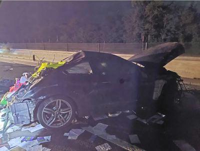 Egy balesetben rengeteg gyanús előválasztási szavazólap került elő - fotók