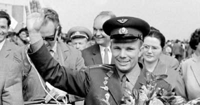 A mai napig emlegetett esemény Gagarin pécsi látogatása