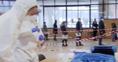 Bezárnak a tesztközpontok Burgenlandban