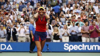 Különös szokást kezd kialakítani a US Open bajnoka