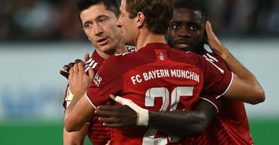 Bundesliga: győzött a Bayern, de megszakad Lewandowski nagy sorozata