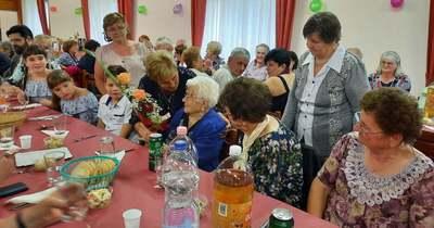 Terike nénit is köszöntötték a világnapi ünnepségen