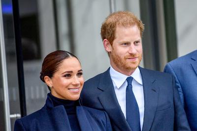 Harry herceg és felesége visszatér a királyi palotába