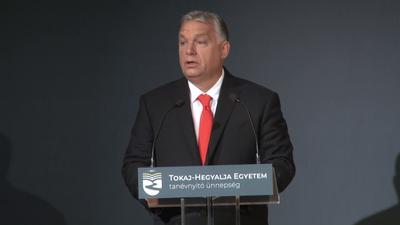 Orbán Viktor: Bűn és hiba, hogy eddig nem volt önálló egyetem Sárospatakon