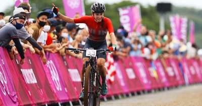 Hatalmas siker kerékpárban! Vas Kata Blanka negyedik helyezett lett a vb mezőnyversenyében – Videó!