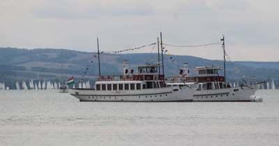 175 éve indult a balatoni hajózás #10 – Helka és a Kelén a legidősebb ikerpár