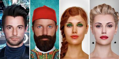 Elképesztő különbségek: fotókon láthatjuk, hogy változik országonként a szépségideál