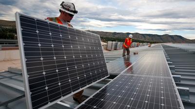 Amerikában a járvány sem tudta megakadályozni, hogy 2020-ban rekord forgalmat érjen el a napenergia-ágazat