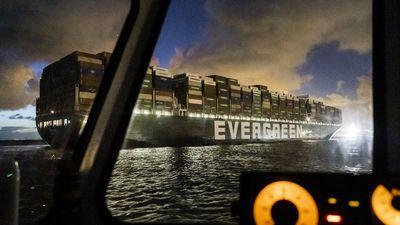 Borsos áron futnak ki a teherhajók