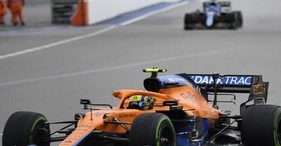 F1: Orosz Nagydíj, a verseny élőben az NSO-n!