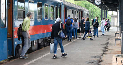 Október 9-től 10-ig módosított menetrend szerint közlekednek a vonatok Pusztaszabolcs és Dunaújváros között