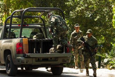 Mexikói katonák törtek be az Egyesült Államok területére