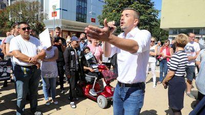 Jakab öngólt rúgott: posztban világított rá a baloldali polgármester siralmas munkájára