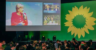 Megvannak a német választások első eredményei