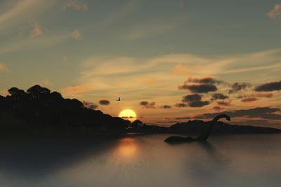 Ismert természetjáró videóján szúrták ki a Loch Ness-i szörnyet - Hidegrázós felvétel
