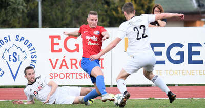 Az Eger SE-től a pontosabb játék hiányzott Debrecenben