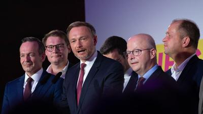 Christian Lindner (Twitter): A mostani választás különleges felelősséget testál az FDP-re