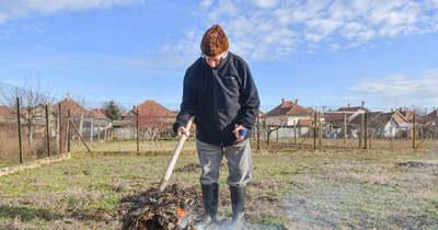 Egy végtelen történet: az avar és a kerti hulladék égetéséről