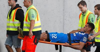 MTK: légmell és csonttörés – súlyos sérülések, több hónapos kihagyás