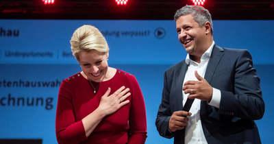 A szociáldemokraták győzelmével zárult a német választás