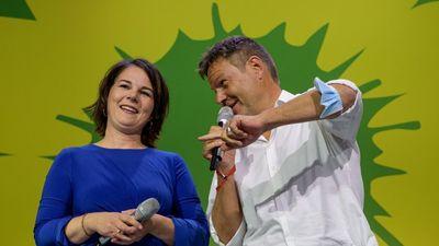 Az ellenzéki Zöldek és az FDP az igazi győztesek