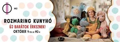 Húsz év után újra lesz magyar bábsorozat a tévében