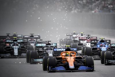 Őrült orosz rulett F1-es módra