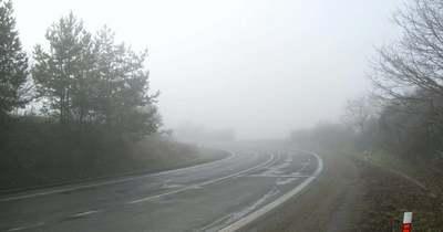 Sárga jelzésű ködriadó van 12 óráig Brassó és Hargita megye több térségében