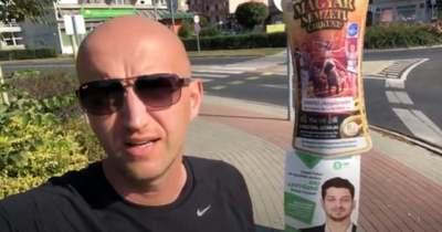 Szendrő: Ungár nem gyüttment, csak albérlő Szombathelyen – videó