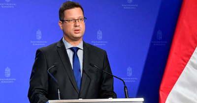 Gulyás: Brüsszelnek komolyan át kell gondolnia Közép-Európához való viszonyát