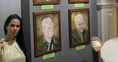 Somogyi vadászkiállításon jelennek meg a mérői festő képei