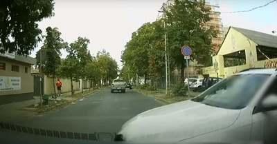 Így néz ki a brutális Teve utcai karambol a vétkes sofőr szemszögéből, ezt mondta az autós