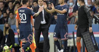 PSG: Hakimit meglepte, hogy Messi milyen az öltözőben
