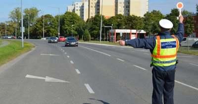 Rengeteg szabálytalanság a vasi utakon: itt van a fokozott rendőri ellenőrzés eredménye