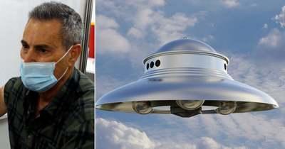 Uri Geller megdöbbentő vallomása, az UFO-k valóban léteznek, látta az űrhajójukat
