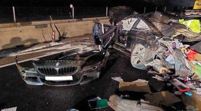 Az ózdi Gyurcsány-show szervezője szenvedett balesetet az M3-as autópályán