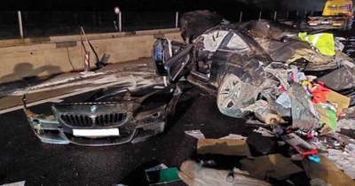 Az ózdi Gyurcsány-show szervezője szenvedett balesetet az M3-ason