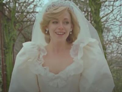 Ilyen lesz Kristen Stewart Diana hercegnő híres esküvői ruhájában - videó