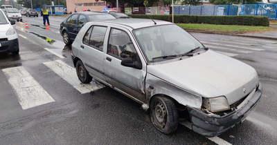 Ittas autós hajtott a gyalogátkelőhelynél megálló autók közé Szombathelyen