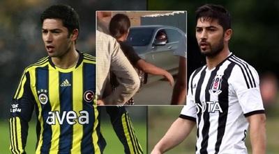 Egy embert lelőtt, másik négyet pedig megsebesített a híres török focista
