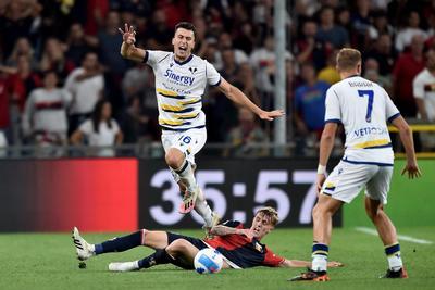 Social kosár: Vizes találat a Genoa meccsén