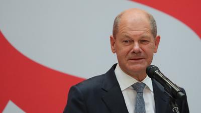 Olaf Scholz: A választás nyerteseinek kell kormányt alakítaniuk