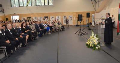 Százötven éves fennállását ünnepelte a félegyházi iskola
