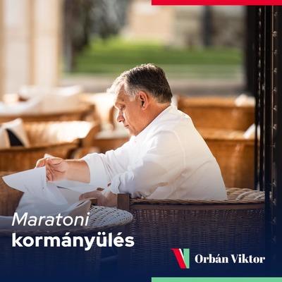 Orbán Viktor: Kávészünet