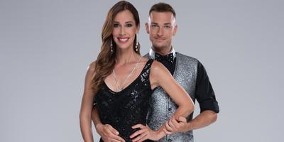 Hoppá! Kevés ruhában lép színpadra Demcsák Zsuzsa a szombati Dancing with the Stars-ban