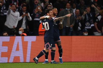 Messi megszerezte első gólját a PSG-ben, a párizsiak nyerték a Manchester City elleni BL-szuperrangadót