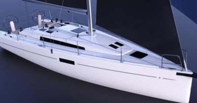 Beneteau First 36: Izgalmas új verseny-cruiser érkezik