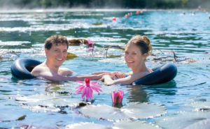 Igazi hungaricum: súlyfürdő kezelés Hévízen